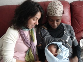 Birth Doula after